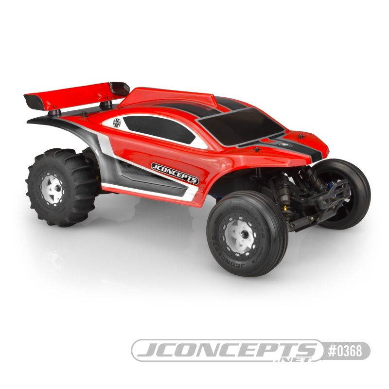 JConcepts BAJR V2 - Sand Rail, Slash 2wd | Slash 4x4 body