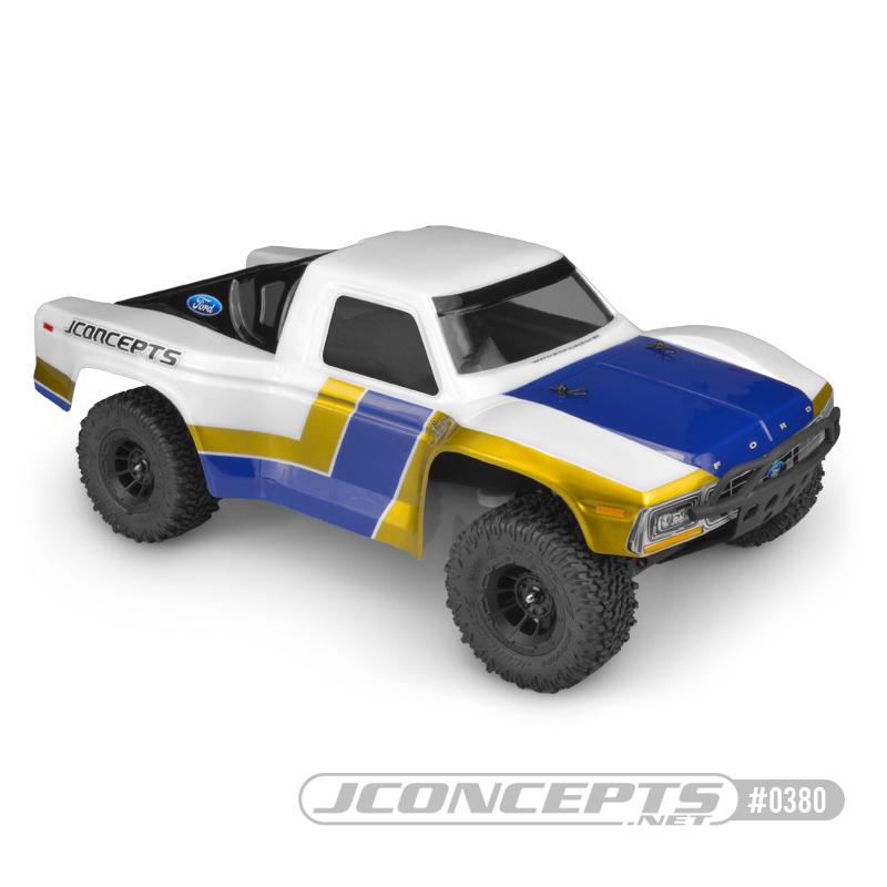JConcepts 1979 Ford F-250 SCT body (Fits - Slash & Slash 4x4)