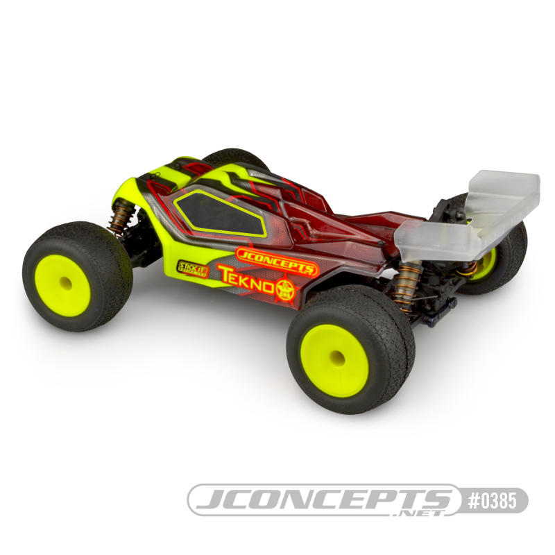 JConcepts Finnisher - Tekno ET410 body