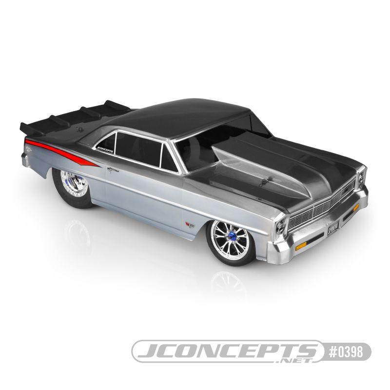 JConcepts 1966 Chevy II Nova - 1-piece body