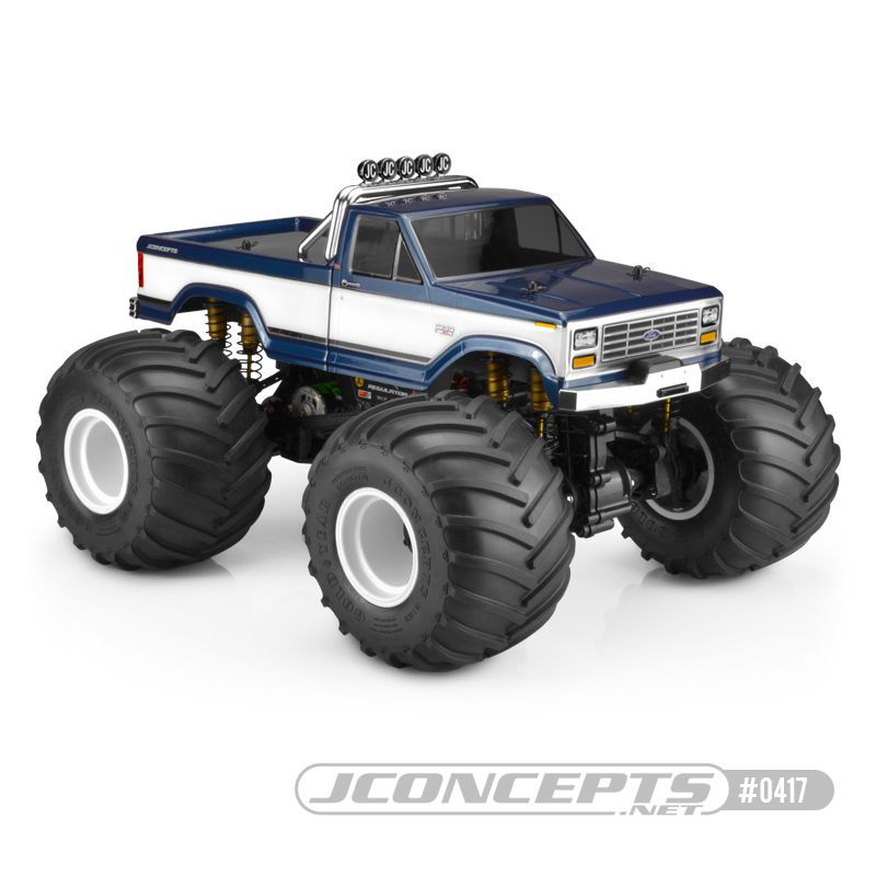 "JConcepts 1984 Ford F-250 (10.75"" wheelbase)"