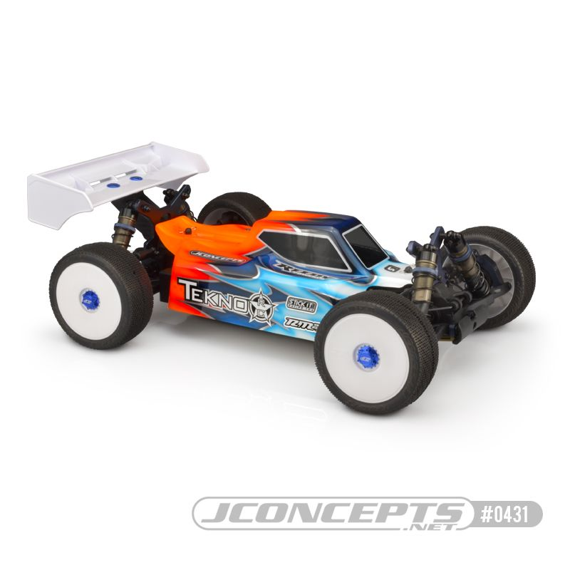 JConcepts S15 - Tekno NB48 2.0 body - lightweight