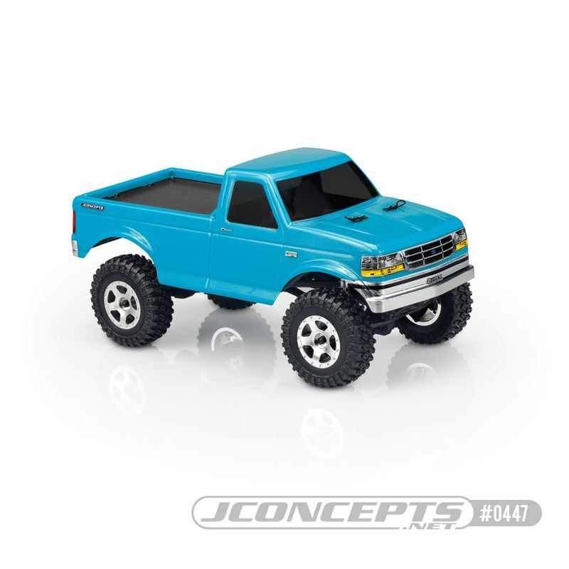 JConcepts 1993 Ford F-150, Axial SCX24 body