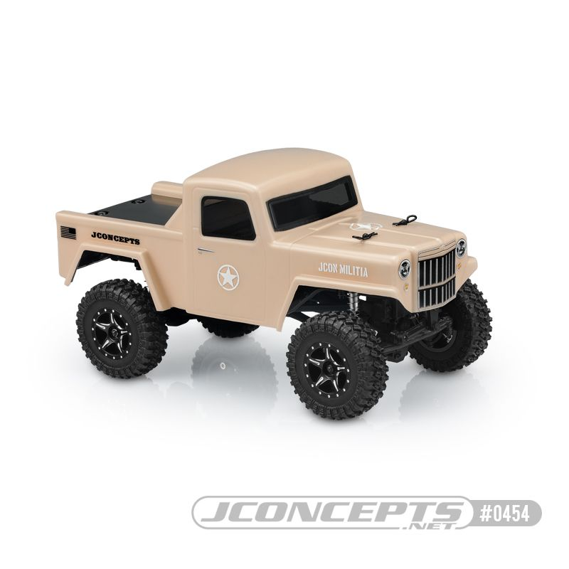 JConcepts JCI Creep, Axial SCX24 body