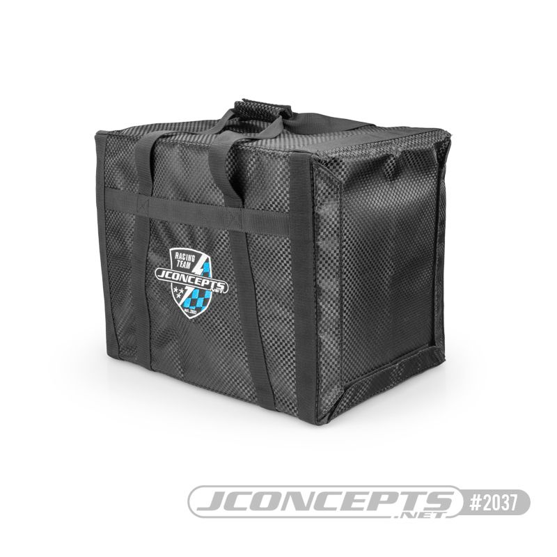 JConcepts Racing Bag - Small (includes plastic inner drawers)