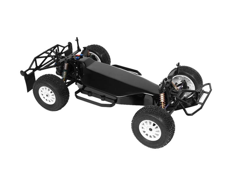 JConcepts Illuzion - SC10 overtray - protects chassis from excessive debris