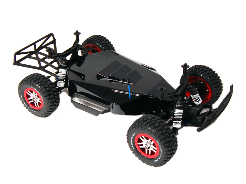 JConcepts Illuzion - Slash 4x4 overtray - protects chassis from excessive debris