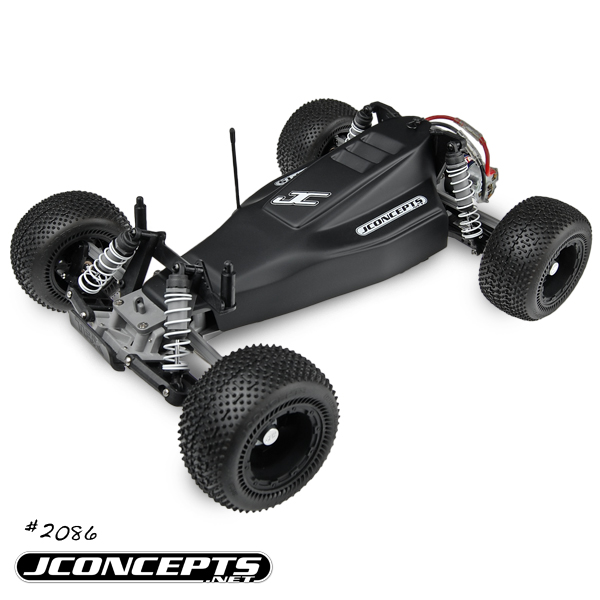 JConcepts Illuzion - Rustler 2wd - overtray - protects chassis from excessive debris