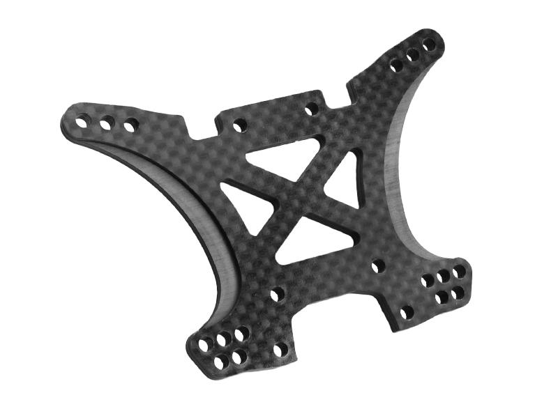 JConcepts - Traxxas Slash 4x4, 4.0mm rear shock tower