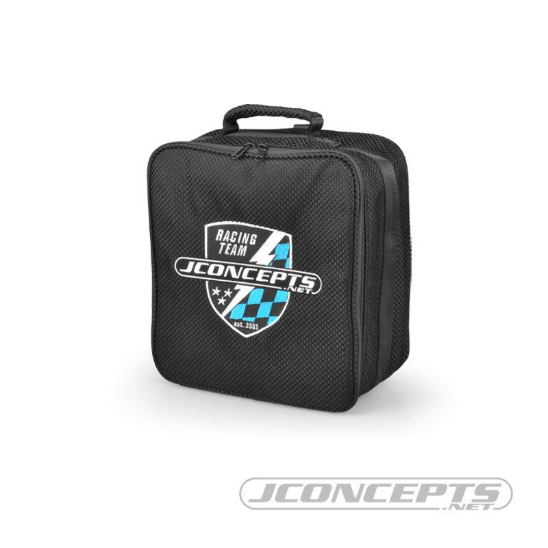 JConcepts radio bag - Universal bag (Fits - variety of radios, pick and pull foam)