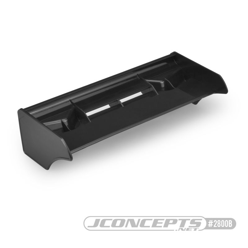 JConcepts F2I 1/8th buggy | truck wing, black