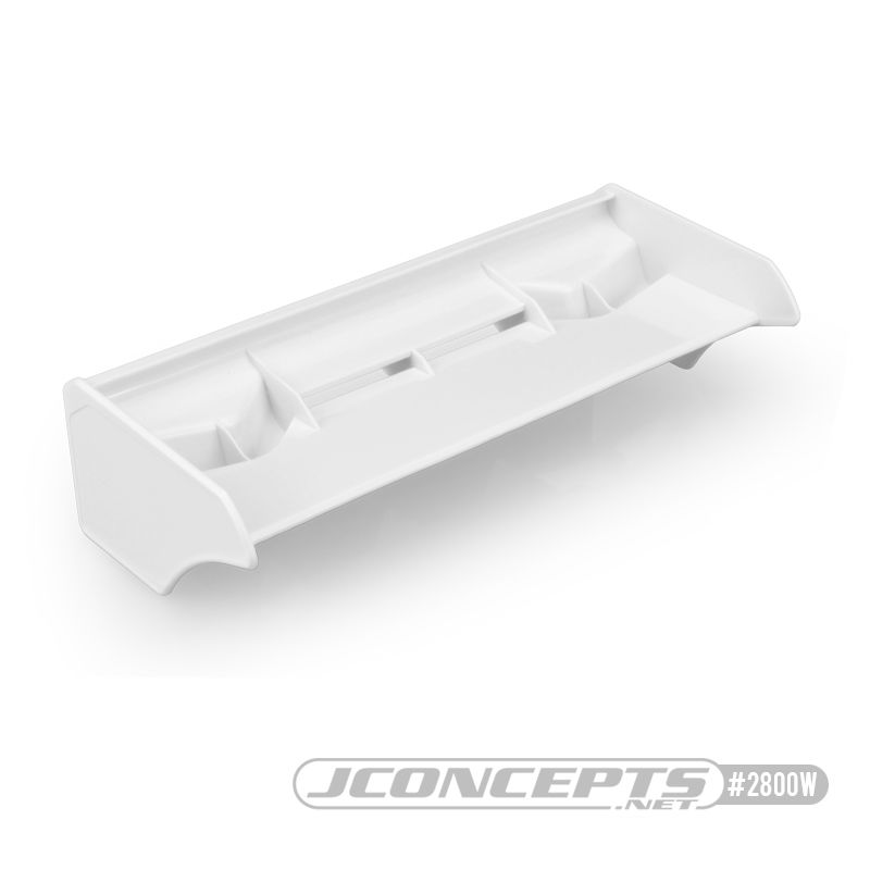 JConcepts F2I 1/8th buggy | truck wing, white