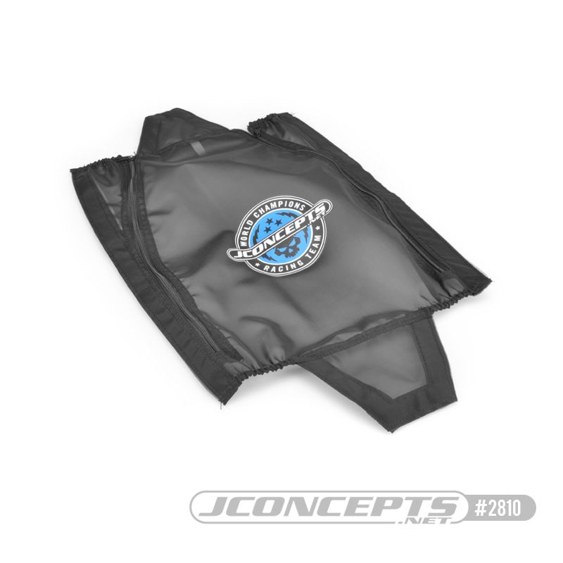 JConcepts X-Maxx, mesh, breathable chassis cover