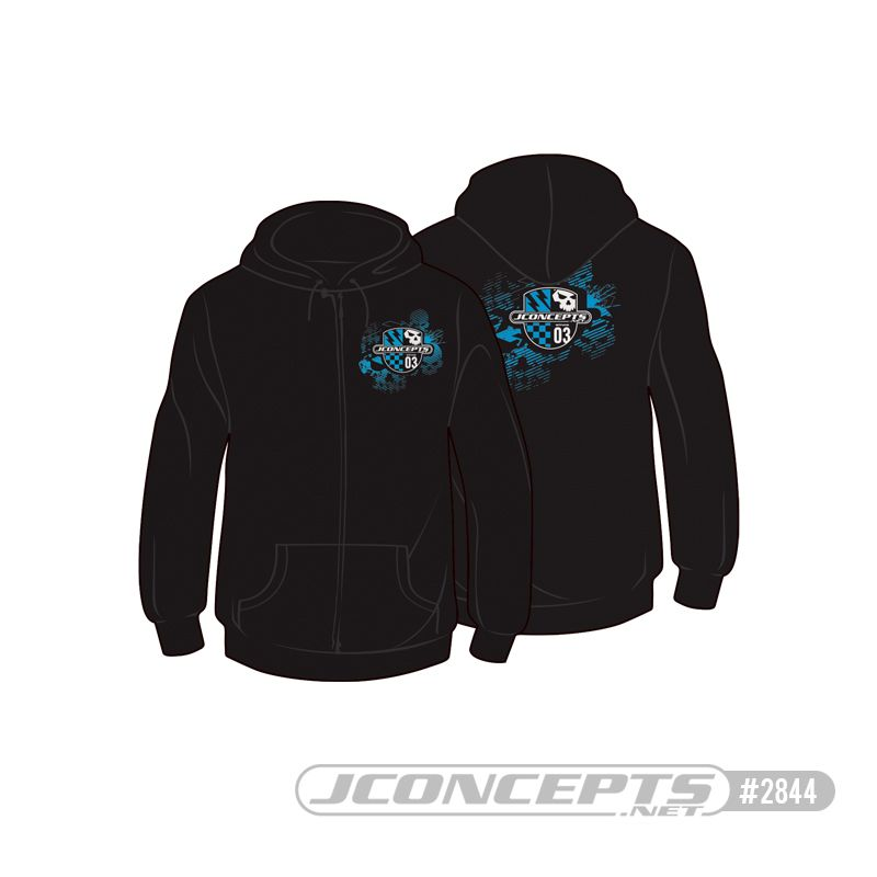 JConcepts Destination hoodie sweatshirt - XXX-Large