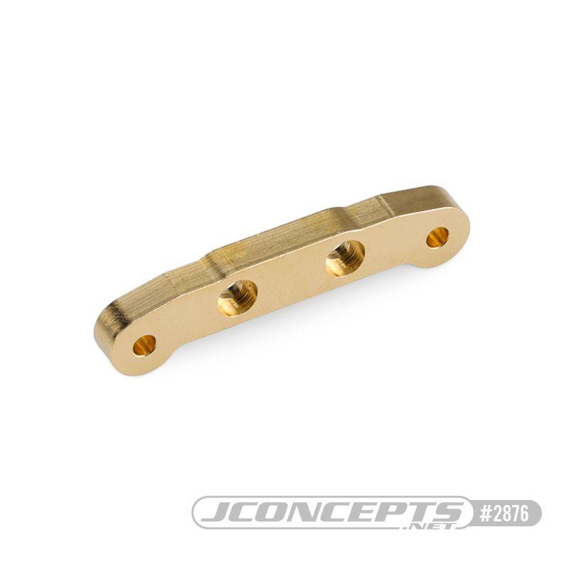 JConcepts DR10 brass front suspension brace