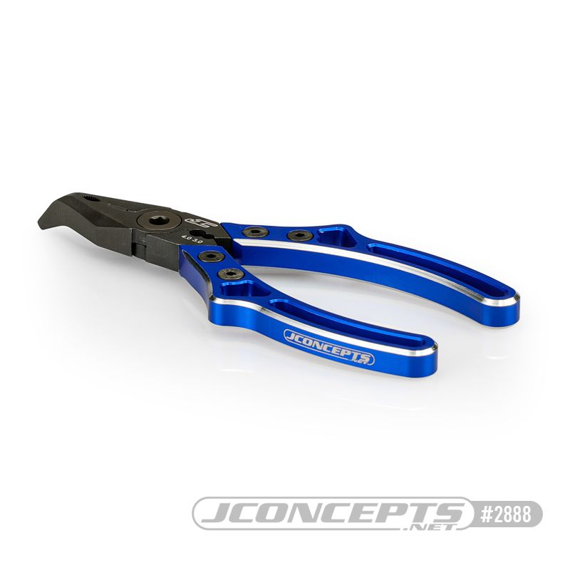JConcepts - Curved pliers, side cutter and shock shaft pincher