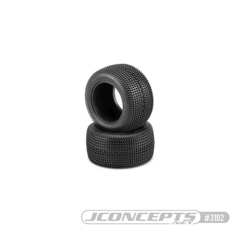 JConcepts Sprinter - green compound - (Fits - Losi Mini-T 2.0 wheel)