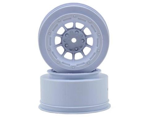 JConcepts Hazard - Slash 2wd front wheel - (white) - 2pc.