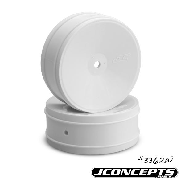 JConcepts Bullet - 60mm B5 | RB6 front wheel - (white)