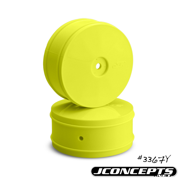 JConcepts Bullet - 60mm TLR 22-4 - B64 front wheel - (yellow)