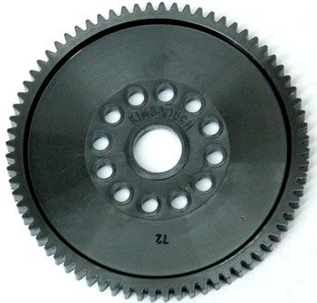 Kimbrough 48P Traxxas Spur Gear (87)