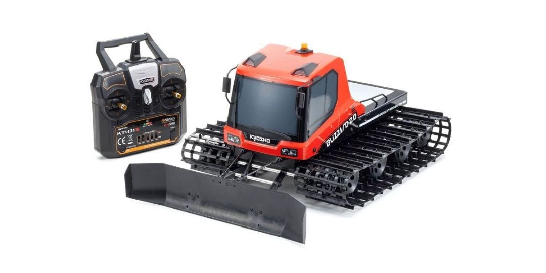 Kyosho Blizzard 2.0 Readyset