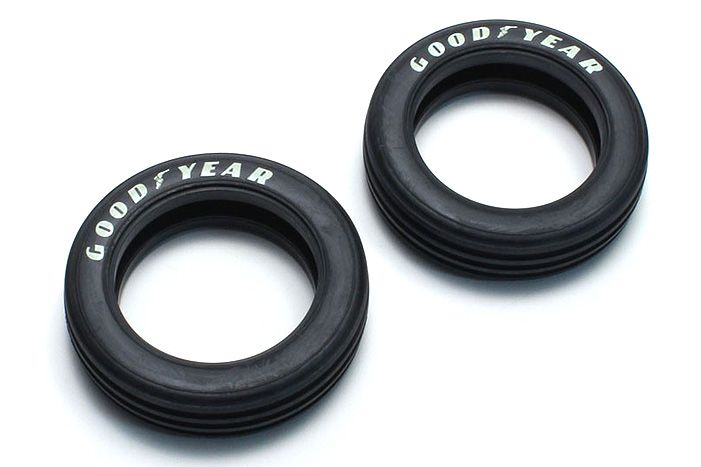 Kyosho Hard compound front tire for Scorpion 2014