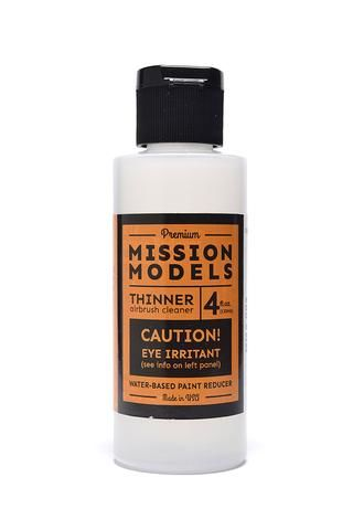 Mission Models Thinner Reducer airbrush cleaner 4oz (120ml) (1)