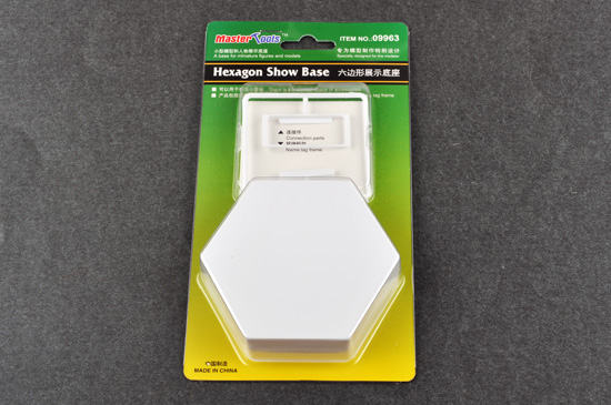 Master Tools Hexagon base