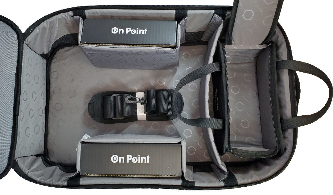 "On Point RC Car Bag with Inner Dividers - 22""x13""x5"""