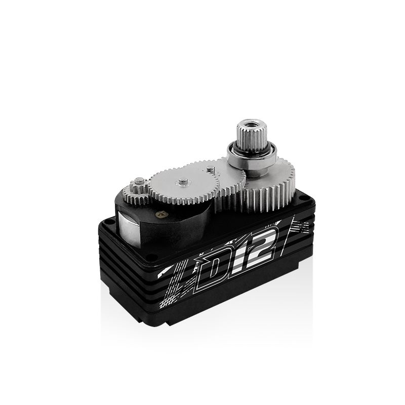 Power HD D12 HV Digital Coreless Servo 12.5KG 0.059sec@7.4V