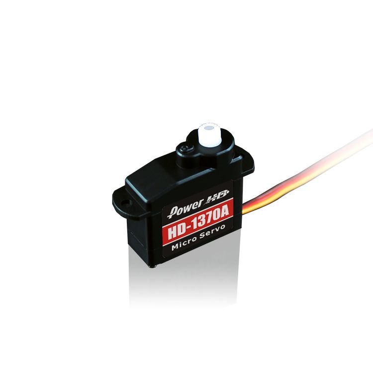 Power HD HD-1370A Analog Micro Servo 0.6KG 0.1sec@6.0V