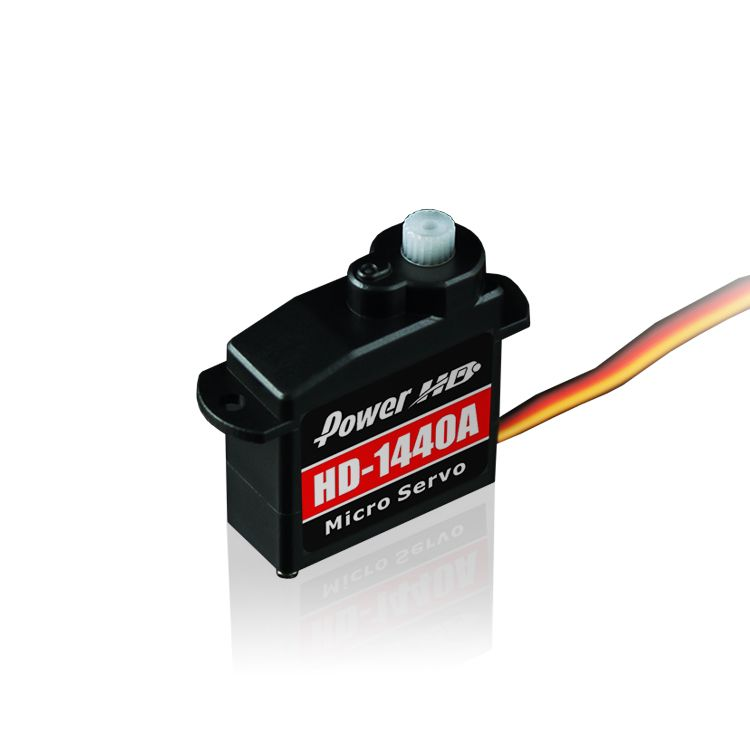 Power HD HD-1440A Analog Micro Servo 0.8KG 0.1sec@6.0V