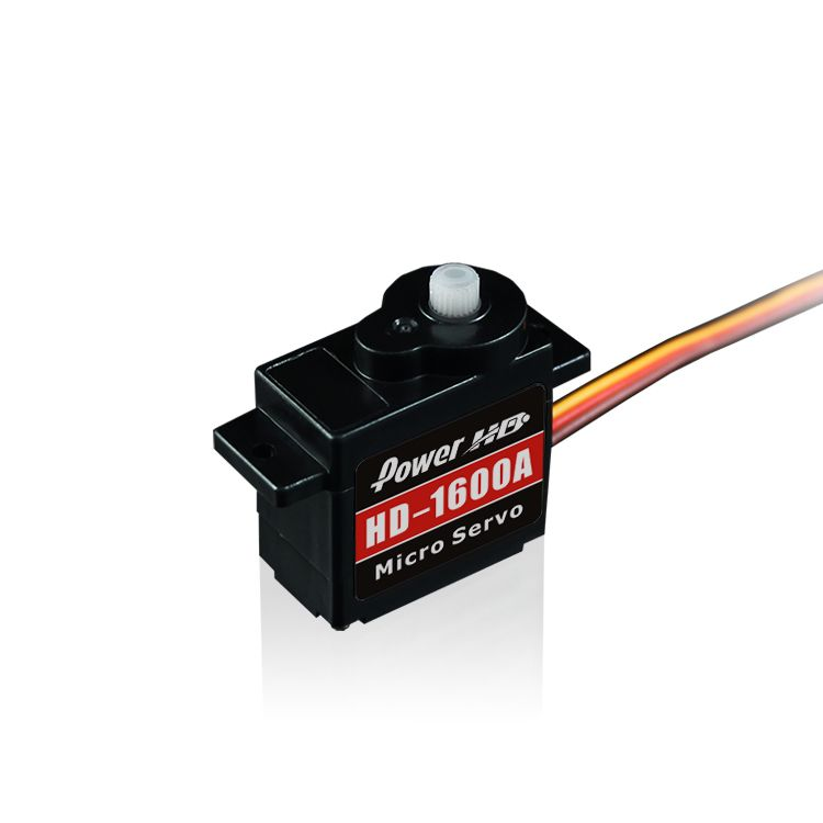 Power HD HD-1600A Analog Micro Servo 1.3KG 0.1sec@6.0V