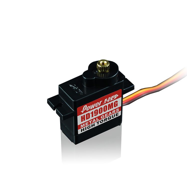 Power HD HD-1900MG Analog Servo 1.5KG 0.08sec@6.0V