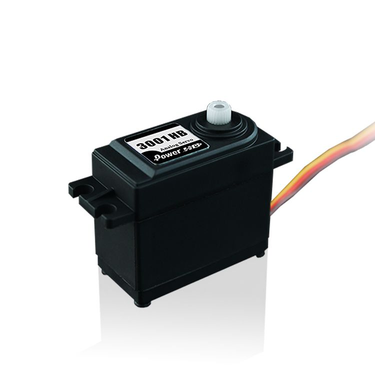 Power HD HD-3001HB Analog Servo 4.4KG 0.12sec@6.0V