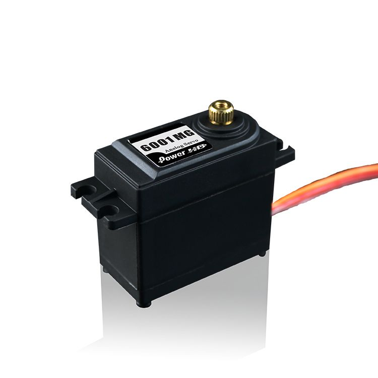 Power HD HD-6001MG Analog Servo 7.0KG 0.14sec@6.0V