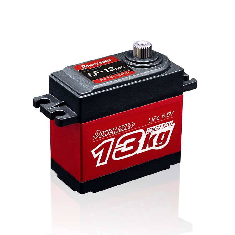 Power HD Digital Servo 13KG 0.12sec@6.0V