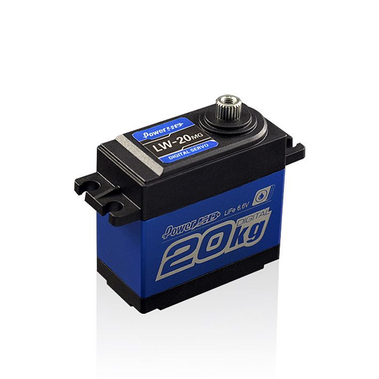Power HD LW-20MG Digital Waterproof Servo 20KG 0.16sec@6.0V