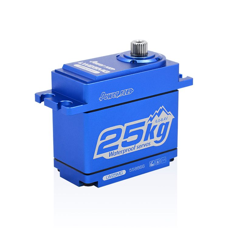 Power HD LW-25MG Digital Waterproof Servo 25KG 0.14sec@7.4V