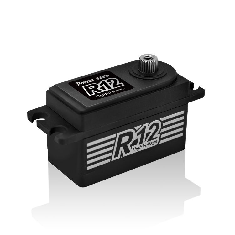 Power HD R12 Low Profile HV Digital Servo 12.0KG 0.06sec@7.4V