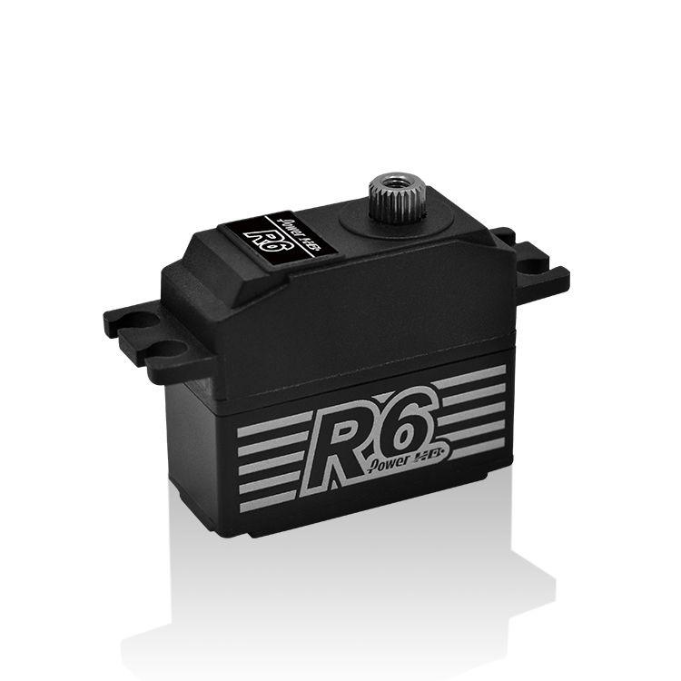 Power HD R6 Low Profile HV Digital Servo 7.5KG 0.08sec@7.4V