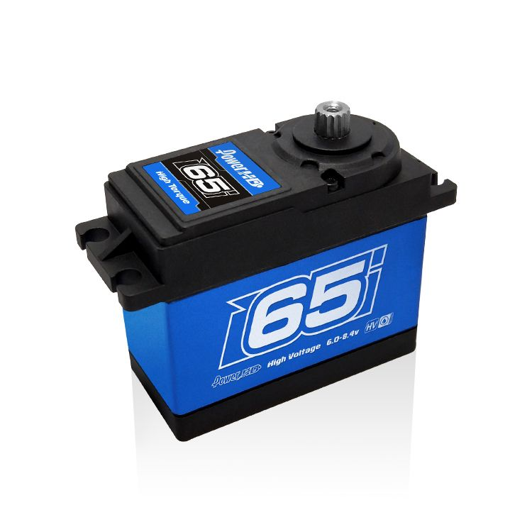 Power HD WH-65KG Waterproof Servo 65KG 0.15sec@8.4V