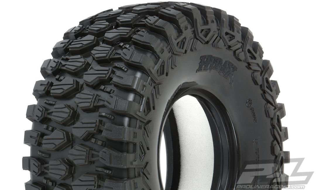 Pro-Line Hyrax All Terrain Tires (2) for Unlimited Desert Racer Front or Rear