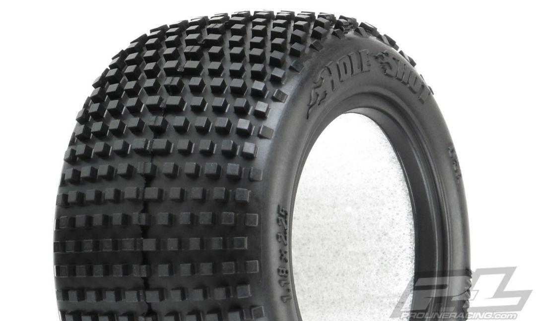 Pro-Line Hole Shot Off-Road Mini-T 2.0 Tires (2)