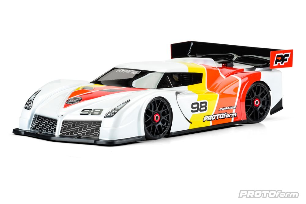 Pro-Line Hyper-SS Light Weight Clear Body for 1/8 GT