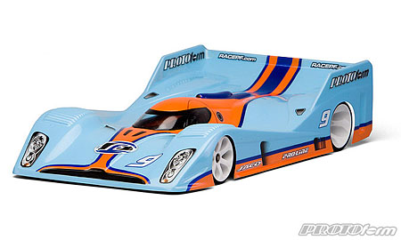 Pro-Line AMR-12 Light Weight Clear Body for 1:12 On-Road Car