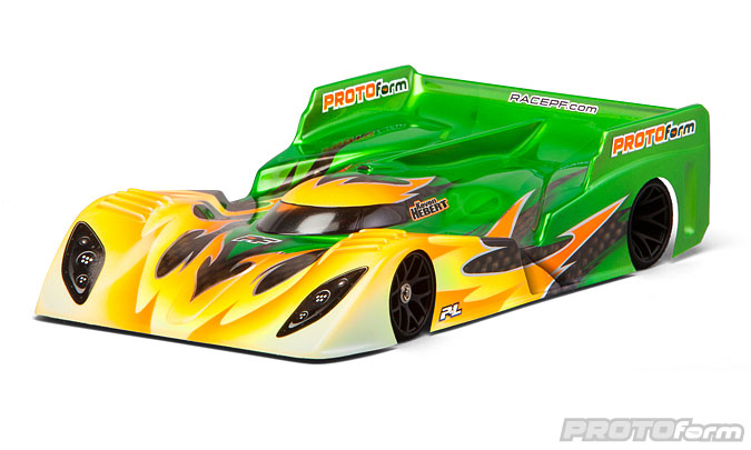 Pro-Line TR-12 Light Weight Clear Body for 1/12 On-Road Car