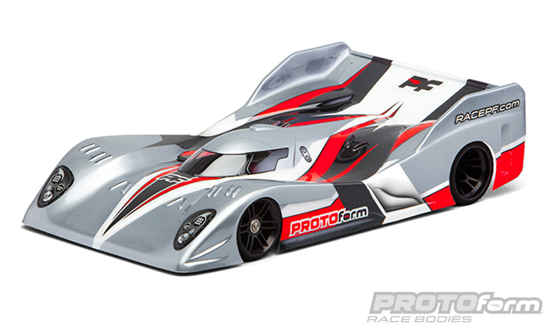 Pro-Line Strakka-12 Light Weight Clear Body for 1:12 On-Road Car