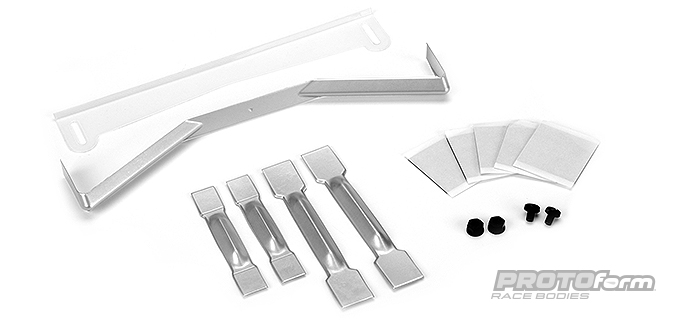 Pro-Line 1/8 Aero Kit with Spoiler & Stiffeners for 1/8 On-Road Bodies